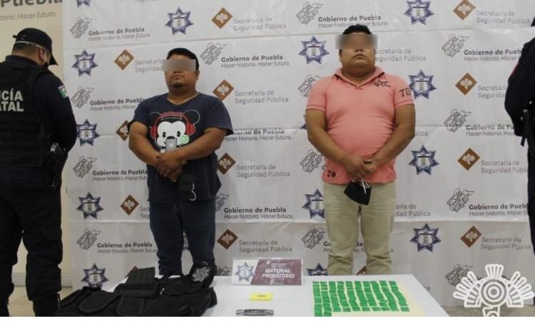 Detienen a líder criminal de la región de Tepeaca