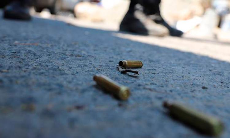 Frustran robo y ocurre balacera en la colonia Popular Coatepec
