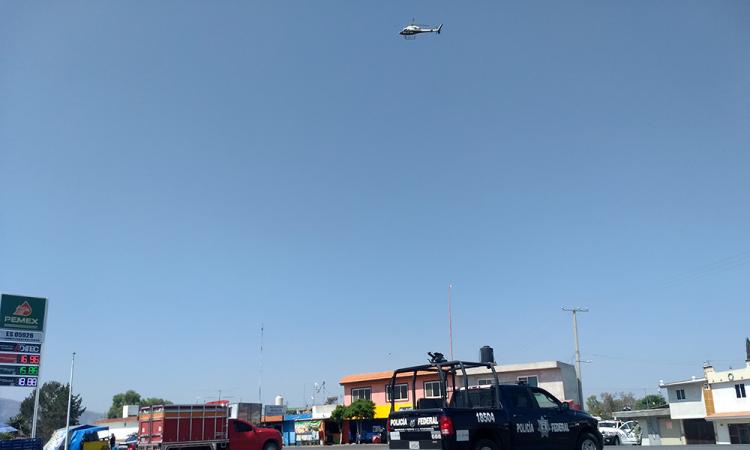 Hombres armados privan de la libertad a chofer tras tiroteo en Palmar de Bravo