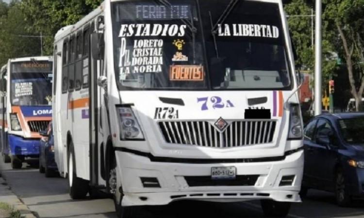 Reportan asalto en la ruta 72 A, a la altura de la colonia Obrera Textil José Abascal