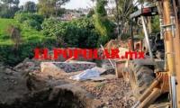 Menor muere aplastado en construcción en Chipilo