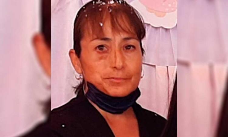 ¡Ayúdala a volver! Guillermina Mateos desapareció en Quecholac