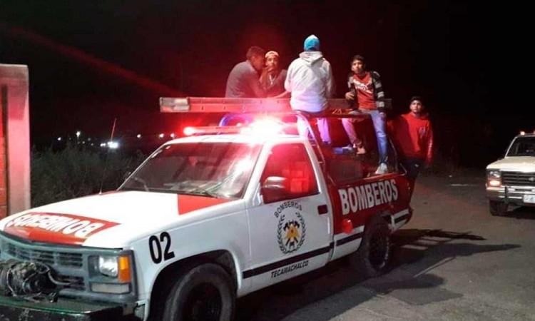 Hallan cadáver en pozo de agua en Tochtepec