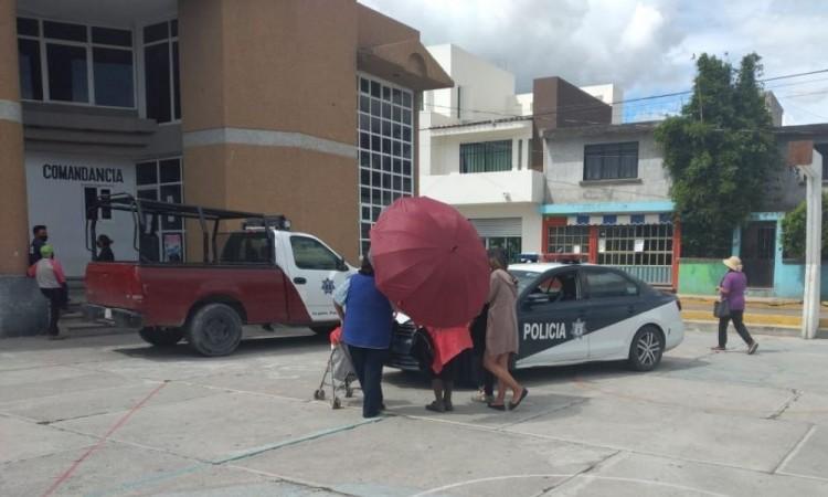 Hasta el momento se desconoce cuál es el estatus jurídico de los policías auxiliares.