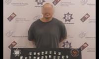 Detienen a presunto integrante de la banda El Cartel de San Diego Chalma
