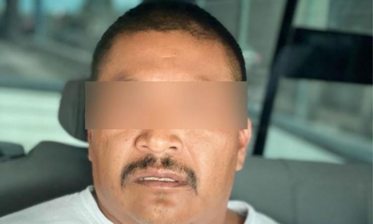Detienen a presunto líder de robo a tren de carga