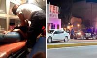 Empleada resulta herida tras explosión en Hotel San Carlos en Tecamachalco