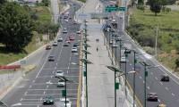 Muere conductor en Periférico, conducía a exceso de velocidad