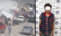 Intento de feminicidio en Amozoc: sujeto incendió la casa de su expareja