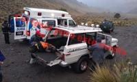 Muere alpinista durante descenso del volcán Citlaltépetl; autoridades aclaran el caso