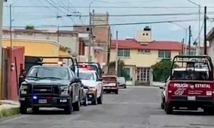 Vacían casa en colonia Villa Posadas; se llevaron todos los aparatos eléctricos