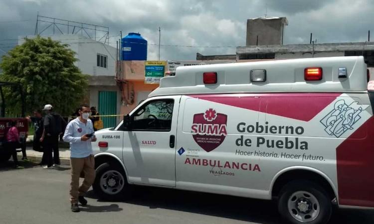 Encuentran muerto a joven de 21 años en mercado de Castillotla