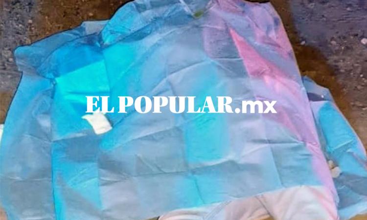 Durante asalto asesinan a hombre que esperaba transporte en Villa Frontera