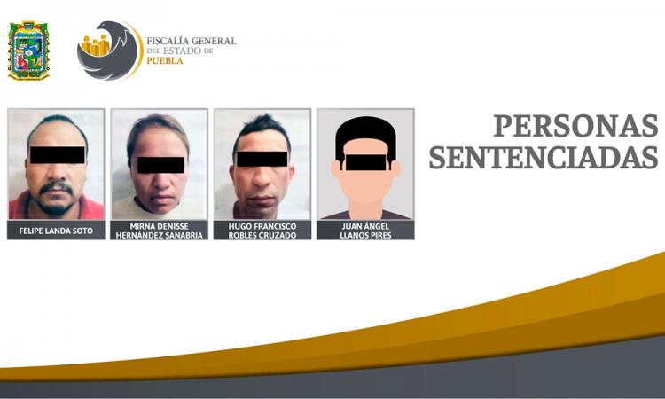 A Juan Ángel Llanos Pires se le impuso una sentencia de 9 años 11 meses de prisión por robo de vehículo.