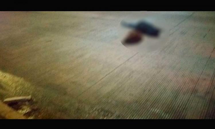 Muere atropellado en la Puebla-Tehuacán; el responsable huye