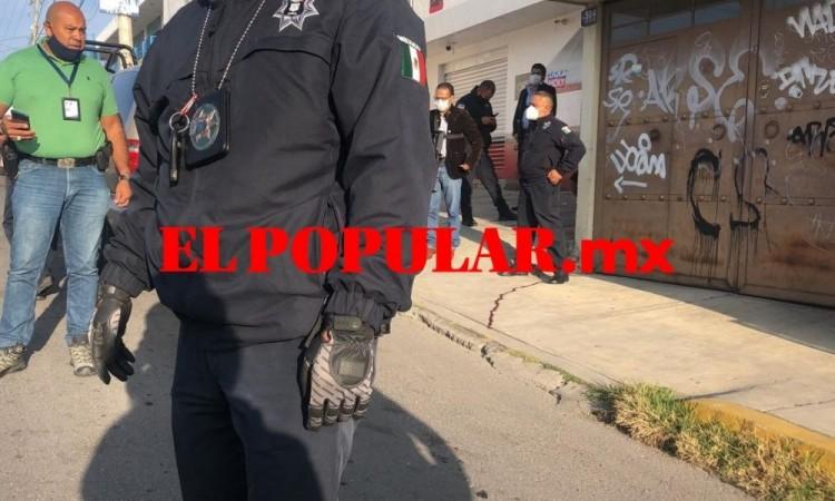 Presunto ladrón recibe golpiza y termina en la colonia Santa Cruz Buenavista