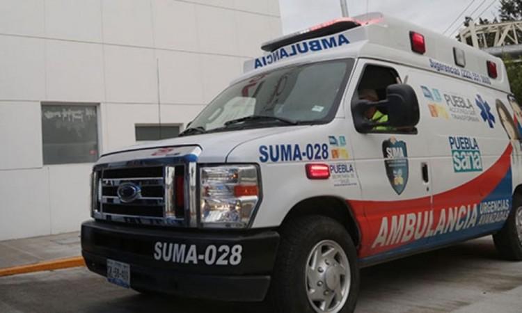 En menos de una hora atropellan a tres hombres en Puebla