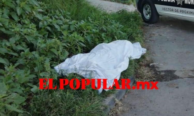 Localizan cadáver encobijado y atado en la junta auxiliar de San Jerónimo Caleras