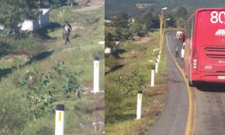Autopista Puebla-Córdoba paraíso de delincuentes