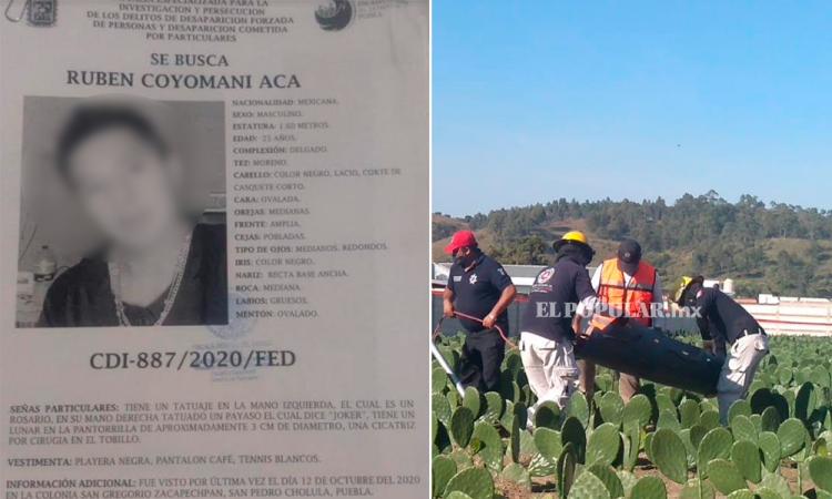 Hallan sin vida y en pozo a joven desaparecido en San Pedro