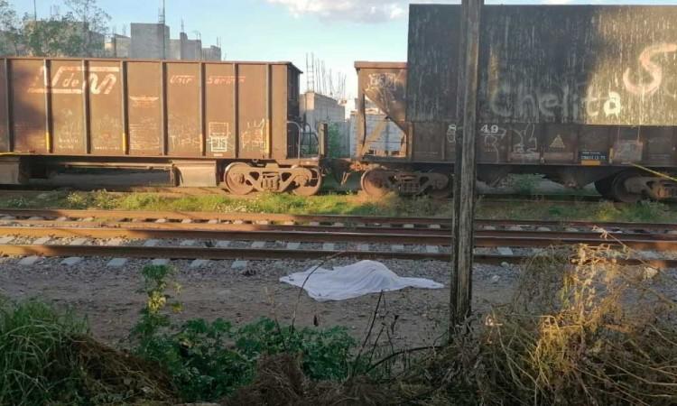 Muere migrante de Honduras al caer del ferrocarril en Puebla