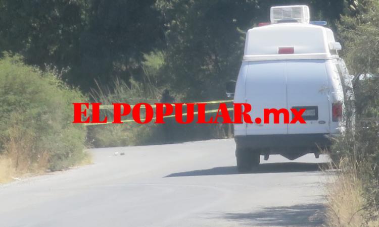 Encuentran cadáver encobijado junto al camino al relleno sanitario de Chiltepeque