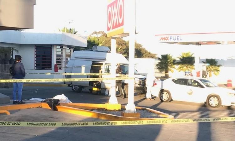 Apuñalan y matan a hombre en la carretera Puebla-Cuautinchan