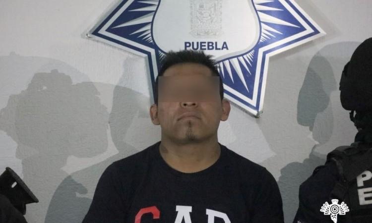 """Capturan a """"El Costras"""", presunto multihomicida, extorsionador y narcomenudista"""