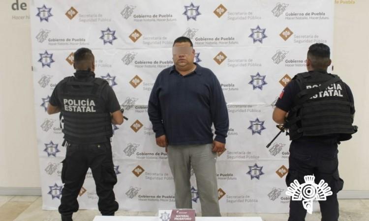 """Detienen a presunto operador de """"La Patrona"""""""