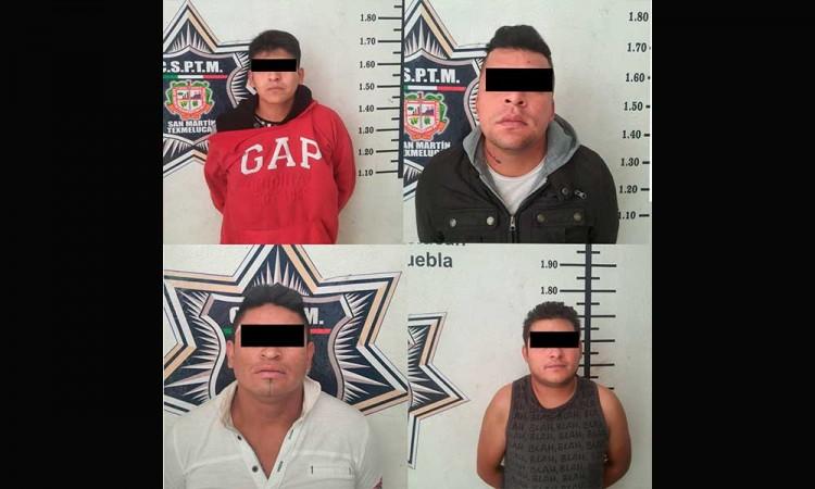 Policía detiene a miembros de una banda conocida como Los Goleros