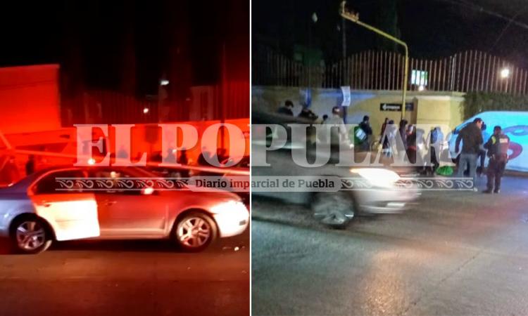 Choque deja tres lesionados en Las Palmas