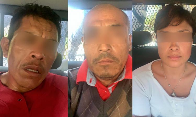 Capturan a probables narcovendedores en Altepexi