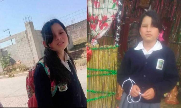 Se pierde niña de 11 años en Acajete; comunidad organiza brigadas de búsqueda