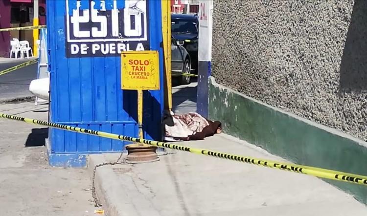 Adulto mayor en situación de calle muere en La María