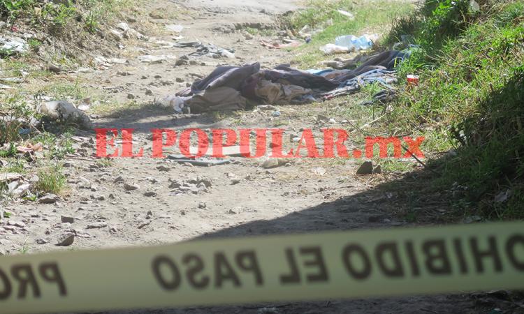 Hombre en situación de calle muere en San Pablo Xochimehuacan