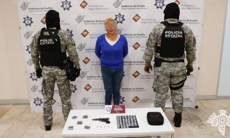 """Detienen a presunta integrante de """"Los Catorce"""""""