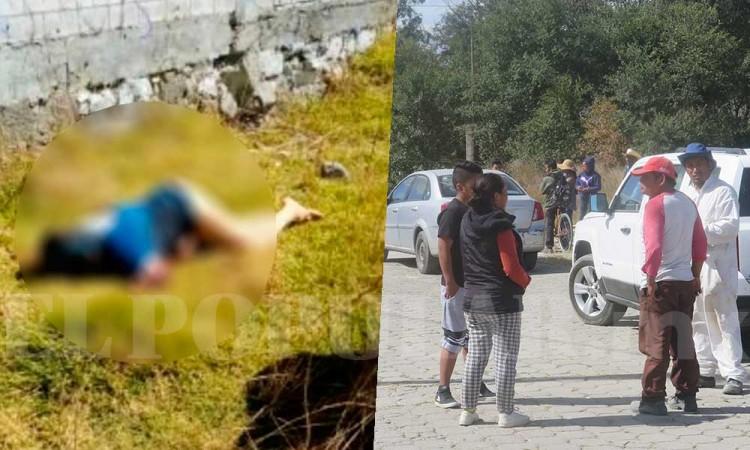 ¡Otro feminicidio! Asesinan y violan a mujer en La Resurrección