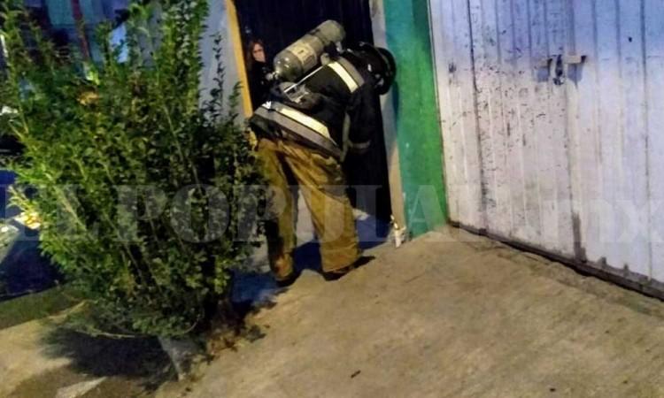 Robo de tubería en colonia Tepeyac causa fuga de gas