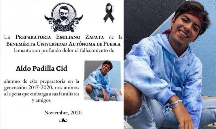 Asesinan a estudiante egresado de la preparatoria Emiliano Zapata