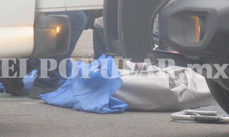 Mujer peatona muere embestida por conductor en San Miguelito