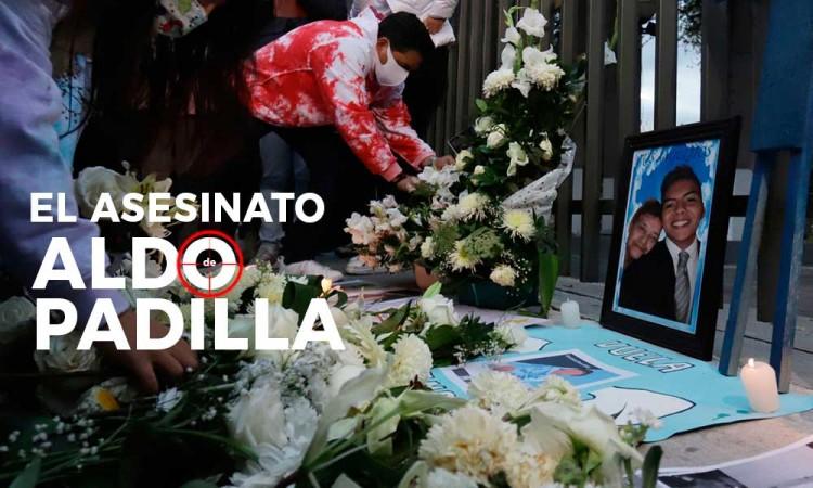 A Aldo lo asesinó la banda del Aveo guinda, delincuentes que se dedican a robar en Puebla