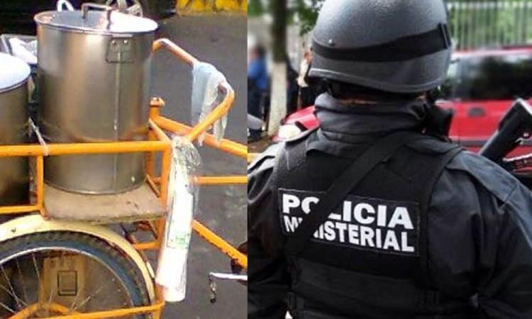 Policías asfixian a tamalero y muere en Celaya; fueron detenidos