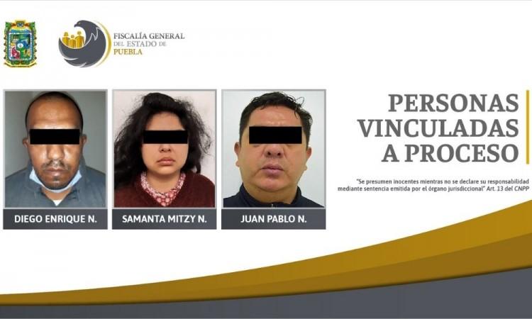 Detienen y vinculan a proceso contra presuntos integrantes de una célula de secuestradores