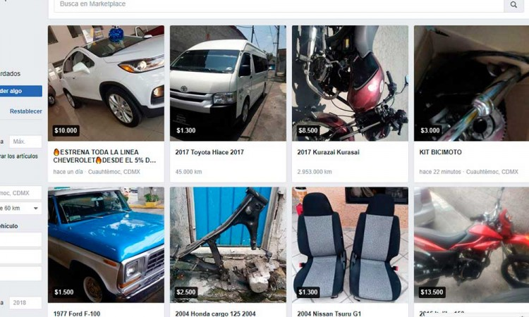 ¡Cuidado! Anuncian autos seminuevos en Facebook pero son para asaltarte