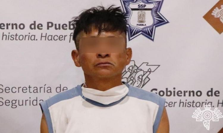 El detenido también cuenta con tres ingresos en los Ceresos.