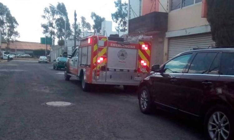 Otra vez ladrones causan fuga de gas por robarse tubos de cobre