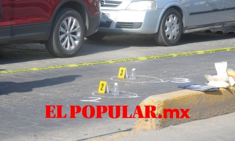 Por cobrar deuda atacan a balazos a automovilista en el municipio de Cuautlancingo