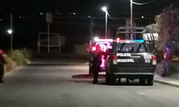 Capturan a ladrón en Tecamachalco, por poco lo linchan