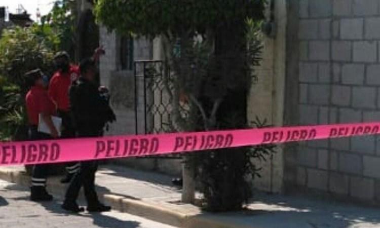 La Policía Municipal acordonó la zona.