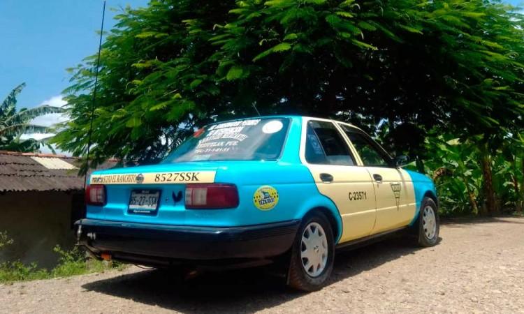 Asaltan a taxista en paraje desolado de Xiutetelco